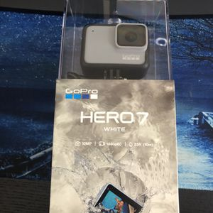 Go Pro - Hero 7 - White - Factory sealed for Sale in Schaumburg, IL