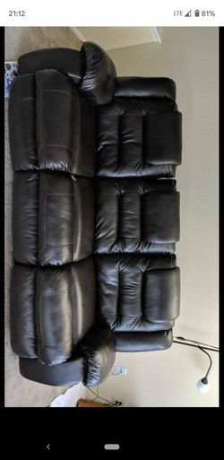 Leather Recliner for Sale in Dublin,  OH