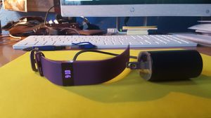 Fitbit Charge Purple for Sale in Dallas, TX