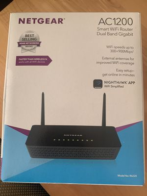 Netgear Router AC1200 for Sale in Glendale, CA