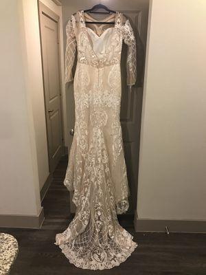 New w/o tags wedding dress for Sale in Grand Prairie, TX