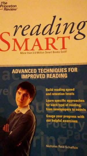"The Princeton Review, ""reading smart"" for Sale in Spokane, WA"