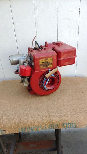 Vintage Briggs and Stratton Taco mini bike engine motor kart cart lawn mower. Spins easily and free for Sale in Orange, CA