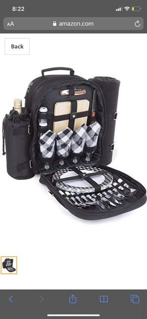 Picnic plus backpack for Sale in Houston, TX