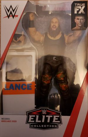 New WWE Elite Collection Braun Strowman Action Figure. for Sale in Apopka, FL