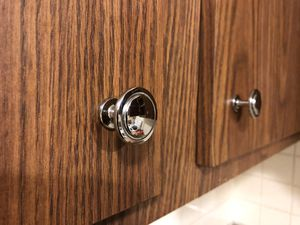 Silver Kitchen Cabinet Knobs for Sale in Quincy, MA