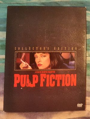 Pulp Fiction DVD for Sale in Kent, WA