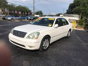 2002 Lexus LS 430 for Sale in Tampa, FL