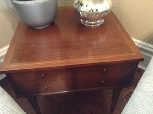 Mid-Century modern side table for Sale in Traverse City, MI