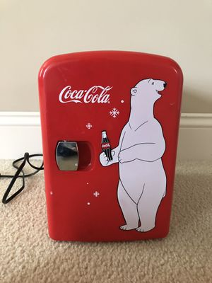 Coca cola mini fridge for Sale in Fenton, MO