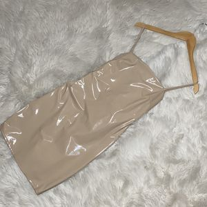 Nude latex mini dress for Sale in Glendale, AZ
