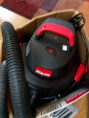 Shop vac vacuum for Sale in Oberlin, OH