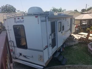 Komfort Travel Trailer for Sale in La Puente, CA