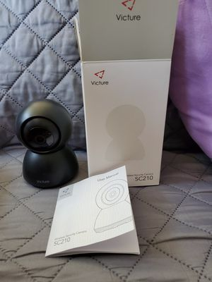 Victure SC210 Security Camera (Indoor) for Sale in Lemon Grove, CA