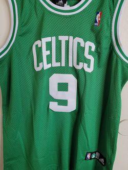 Rajon Rondo Boston Celtics Adidas NBA Authentic Jersey Size 52 XXL NWT New HOF? for Sale in San Diego,  CA