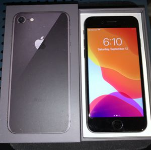 Iphone 8 64gb T-Mobile and Metropcs for Sale in Orlando, FL