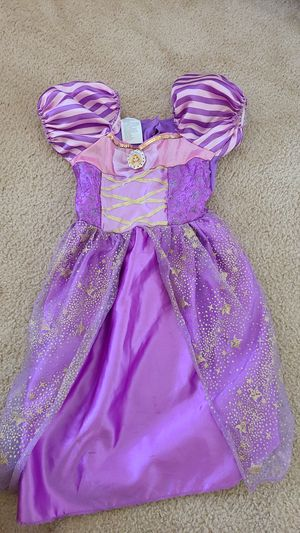 Rapunzel costume 4-6x for Sale in Tampa, FL