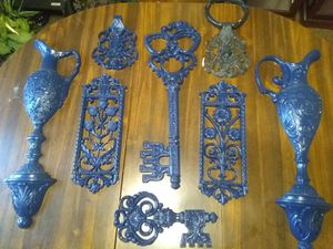 Vintage med century wall decor set for Sale in Gadsden, AL