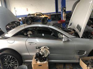 2004 Mercedes sl500 parts for Sale in Anaheim, CA