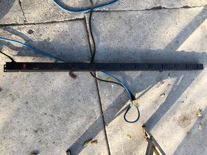 4ft metal power strip for Sale in Los Angeles, CA