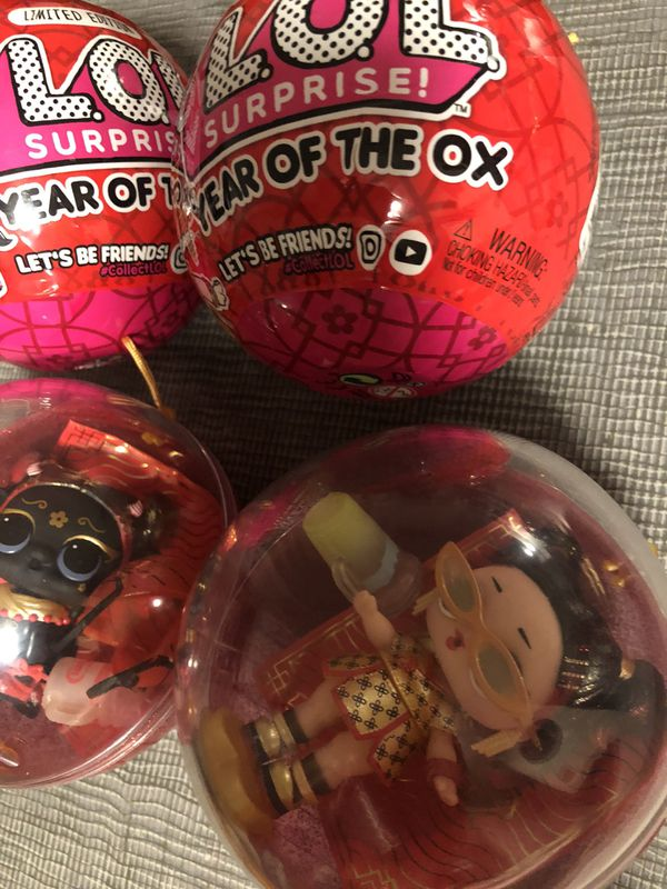 LOL Surprise Lunar Year Of The Ox