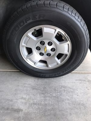 Chevy rims for Sale in Mesa, AZ