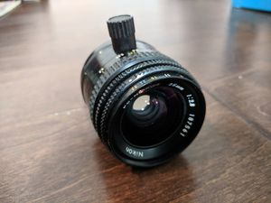 Nikon PC-nikkor 35mm tilt shift lens for Sale in Miami, FL