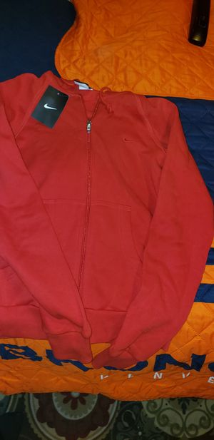 Nike red sweat suit for Sale in Denver, CO