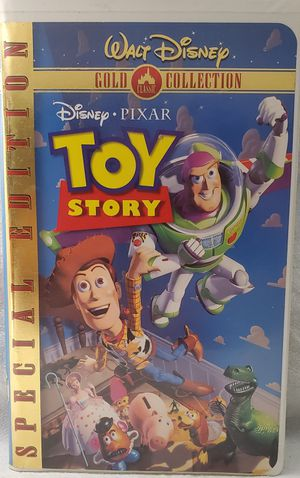 Disney's Toy Story Special Edition VHS for Sale in Hollywood, FL