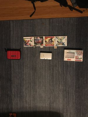 Nitendo 3DS XL and Games for Sale in Poulsbo, WA