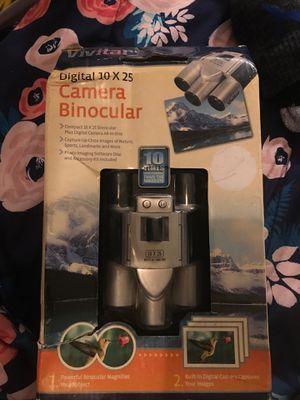 Camera Binocular Digital 10x25 New for Sale in Long Beach, CA