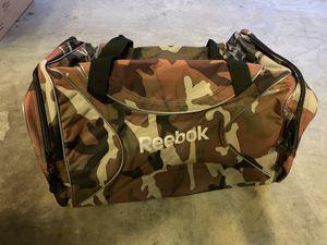 Reebok duffle bag for Sale in Arlington, TX