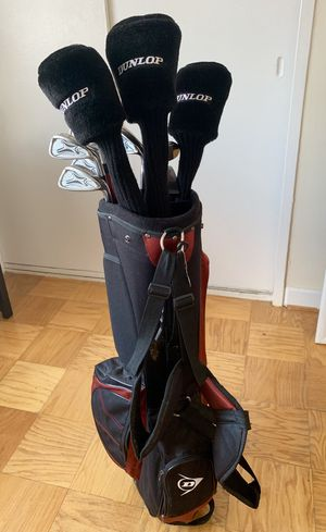 Dunlop Full Golf Club Set (Carrier and Balls Included) for Sale in Arlington, VA