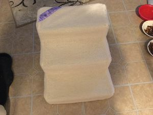 Small dog doggy steps for Sale in Thomasville, NC