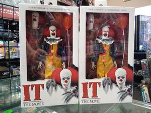 IT 1990 8 inch Clothed Action Figure by NECA horror toys for Sale in Mesa, AZ