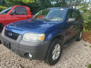 07 Ford Excape for Sale in Milwaukee, WI