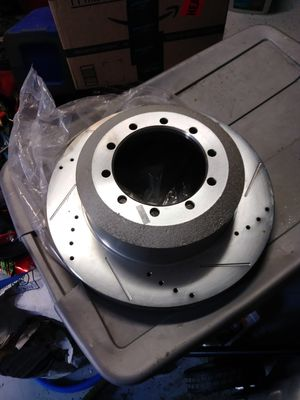 Power stop rotors for Sale in Sanger, CA