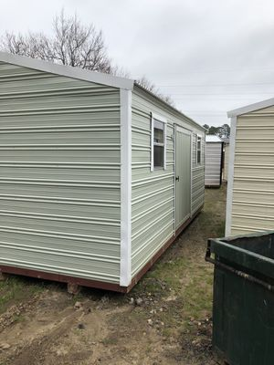 Storage shed 12 by 20 $4,199 handi house Jonesboro for Sale in Jonesboro, GA