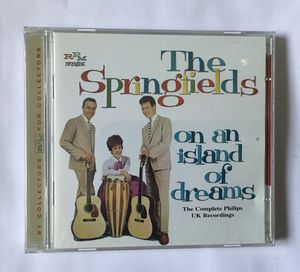The Spingfields, On An Island of Dreams (2007) CD for Sale in Los Angeles, CA