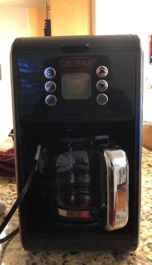 Bella 12-Cup Coffee Maker for Sale in Washington, DC