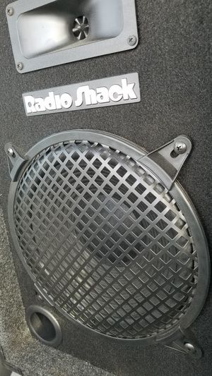 RadioShack Subwoofer for Sale in Henderson, NV