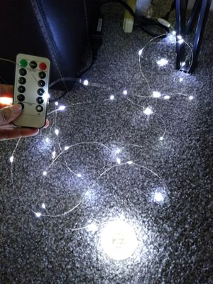 33 ft fairy string light with remote control for Sale in Park City, IL
