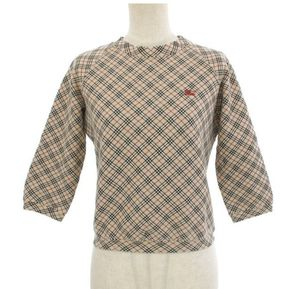 Authentic Burberry Brit Checkered Plaid Top for Sale in Tampa, FL