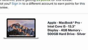 Apple MacBook Pro for Sale in Fresno, CA