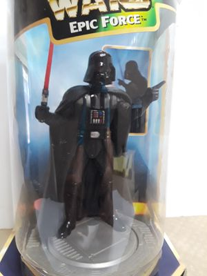 1997 Darth Vader Rotating Action Figure. Kenner. NEW for Sale in Houston, TX