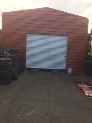 Carports shed 20ft by 22 ft for Sale in West Sacramento, CA