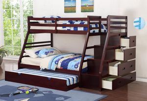 New bunk bed with mattress/ 40 Down for Sale in Missouri City, TX