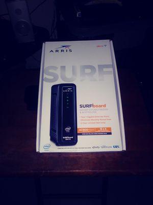 Arris modem router for Sale in Punta Gorda, FL