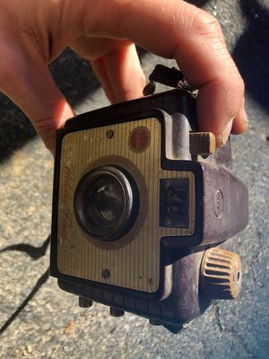 Kodak Brownie Holiday Flash Camera, Dakon Lens for Sale in Chesterfield, MO