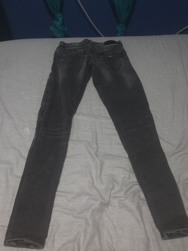 Armani Exchange Jeans $75 for both. Originally paid $100+ for each pair